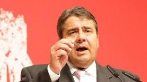 <b>Sigmar Gabriel</b>, 52 ans, président du Parti Socialiste allemand (Parti <b>...</b> - Sigmar_Gabriel