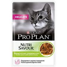 Интернет-магазин Влажный корм <b>Pro Plan Nutri</b> Savour для ...