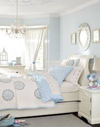 ideas light blue bedrooms pinterest: a bright lemony yellow and hot pink bring a fresh vivid contrast to this energetic bedroom a polka dot accent on the lampshade a pattern of squares on