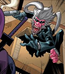 <b>Hit</b>-<b>Monkey</b> Powers, Enemies, History | Marvel