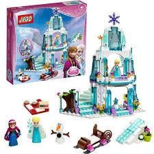<b>316pcs</b> Legoings Friends Frozens <b>Dream Princess Elsa</b> Ice Castle ...