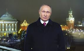 <b>New Year</b> Address to the Nation • President of Russia