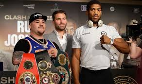 Joshua fight time tonight: What time is Anthony Joshua vs Andy Ruiz ...