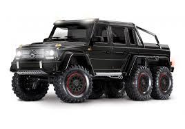 <b>Радиоуправляемая машина Traxxas TRX-6</b> Mercedes-Benz G 63 ...