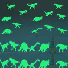 <b>Dinosaur Jurassic World Figures</b> Indominus Rex Luminous stickers ...