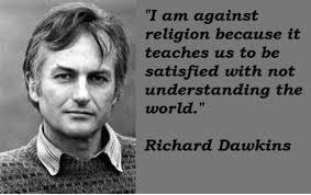 Richard Dawkins Quotes. QuotesGram via Relatably.com