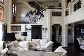 living white room modern luxurious