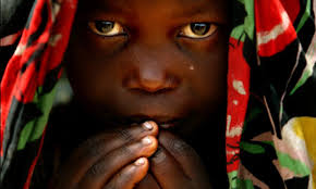 little black girl. How much does the colour of one's skin matter in international development? Photograph: Uriel Sinai/Getty Images - little-black-girl-007