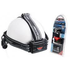 <b>Фонарь</b> налобный <b>ANSMANN HD3</b>-LED-3W купить по низкой ...