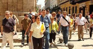 Risultati immagini per turisti americani a cuba