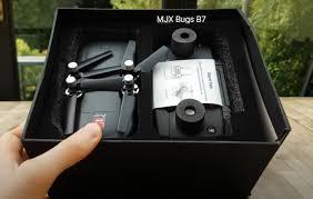 SPECIAL PRICE! MJX Bugs <b>B7 GPS</b> 4K Camera Drone. 249 grams ...