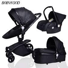 <b>25 usd Coupon</b>! Multi-funktionale Luxus Baby kinderwagen 3 in 1 ...