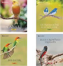 """<b>Тетрадь</b> 48 листов, <b>Brauberg Эко</b>, клетка, """"<b>Красивые</b> птицы ..."""