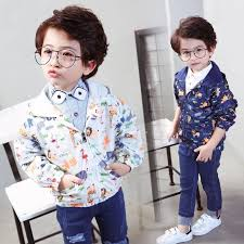 <b>Spring Kids Baby</b> Jacket Outerwear Coat Hoodie Long Sleeve Child ...