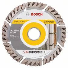 <b>Алмазный диск Bosch</b> Stf Universal 125-22,23 2608615059: купить ...