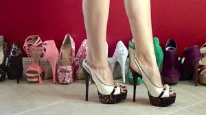 HD review of Krissy by ShoeDazzle- <b>Sexy Open Toe Slingback</b> ...