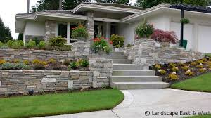 Small Picture diy landscape retaining wall designs ideas and online 2016 photo