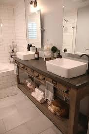 favorite bathroom vanities vessel sinks apply on a smaller scale new bathroom bathroom remodel restoration hardware
