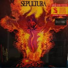 <b>Sepultura</b> - <b>Above The</b> Remains (Official Bootleg: Live In Germany '89)