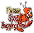 bugging