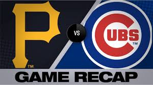 Lester does it all in Cubs' 10-4 victory | Pirates-Cubs Game ...