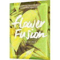 Online Only <b>Flower Fusion Jasmine</b> Softening Sheet Mask   Sheet ...