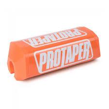 <b>Pro Taper 2.0 Square</b> Race Orange Bar Pad   Dirtbikexpress™