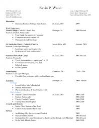 resume templates for college students with no experience    resume templates for college students   no experience college bgraduate bresume b  bno bwork bexperience byatywayuy job