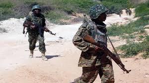 Somalia: US accused of killing 22 troops in air strike | Al-Shabab ...