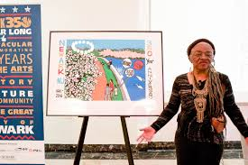 Image result for newark 350 faith ringgold
