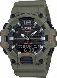 <b>Мужские часы Casio HDC-700-3A2VEF</b> (Япония, кварцевый ...