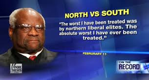 Supreme Court Justice Clarence Thomas: Northern liberals are more ...
