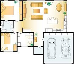 Importance of D floor layout in Interior DesignL