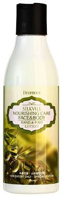 Купить <b>питательный лосьон для ног</b> и рук Silkvill Nourishing Care ...