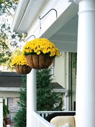 halloween gallery wall decor hallowen walljpg wall  hcrbl  yellow flowers on porch sxjpgrendhgtvcom