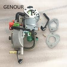 MANUAL CHOKE <b>LPG&CNG CARBURETOR for GASOLINE</b> LPG ...
