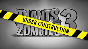 Lend Us Your Brains -- <b>Plants vs</b>. <b>Zombies</b> 3™ is Under Construction