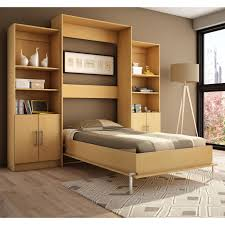 beautiful murphy bed sofa built in large white lacquer finish contemporary brown cherry wood wall cabinets beautiful murphy bed desk