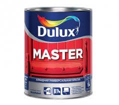 Dulux <b>Master 30</b> / Дулюкс <b>Мастер 30</b> универсальная эмаль ...