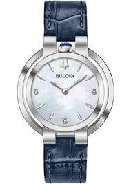 <b>Часы Bulova 96P196</b> - купить <b>женские</b> наручные часы в Bestwatch ...