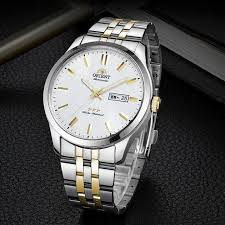 100% <b>Original</b> Orient 3 Star <b>Watch</b> Business <b>Automatic Mechanical</b> ...