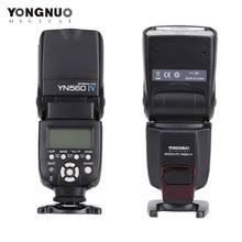 yongnuo 2 yn560iii yn560 iii wireless speedlite flash yn 560tx lcd controller yn560 tx kit for canon nikon dslr cameras