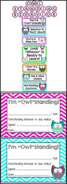 best ideas about classroom behavior classroom managing your classroom behavior has never been such a hoot this behavior system