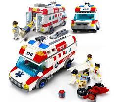 <b>Enlighten Brick</b> Машина скорой помощи (328 деталей ...
