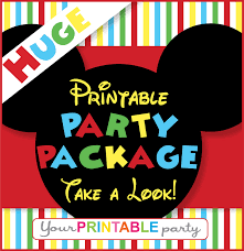 mickey mouse clubhouse invitations printable invitations ideas brave mickey mouse clubhouse invitations given grand article 7456