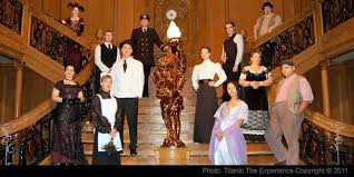 Image result for titanic exhibition orlando