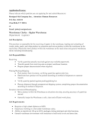 picker packer resume warehouse order picker resume pdf picker packer resume warehouse order picker resume pdf