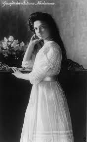Grand Duchess Tatiana Nikolaevna