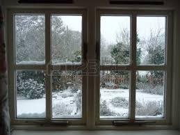 Decorazione Finestre Neve : Finestra inverno foto royalty free immagini e archivi
