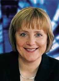 Cristina Kirchner Angela Merkel Michelle Bachelet Ellen Johnson Sirleaf - angela-merkel-1